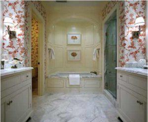 Athertyn Selection Center - Model Home Interior Bathroom