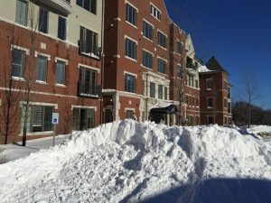 """For the first time in 36 years I can look at a pile of snow at my home and be thankful that I didn't have to shovel it!!""  -Athertyn Resident Sam Ballam after the Blizzard of 2016"